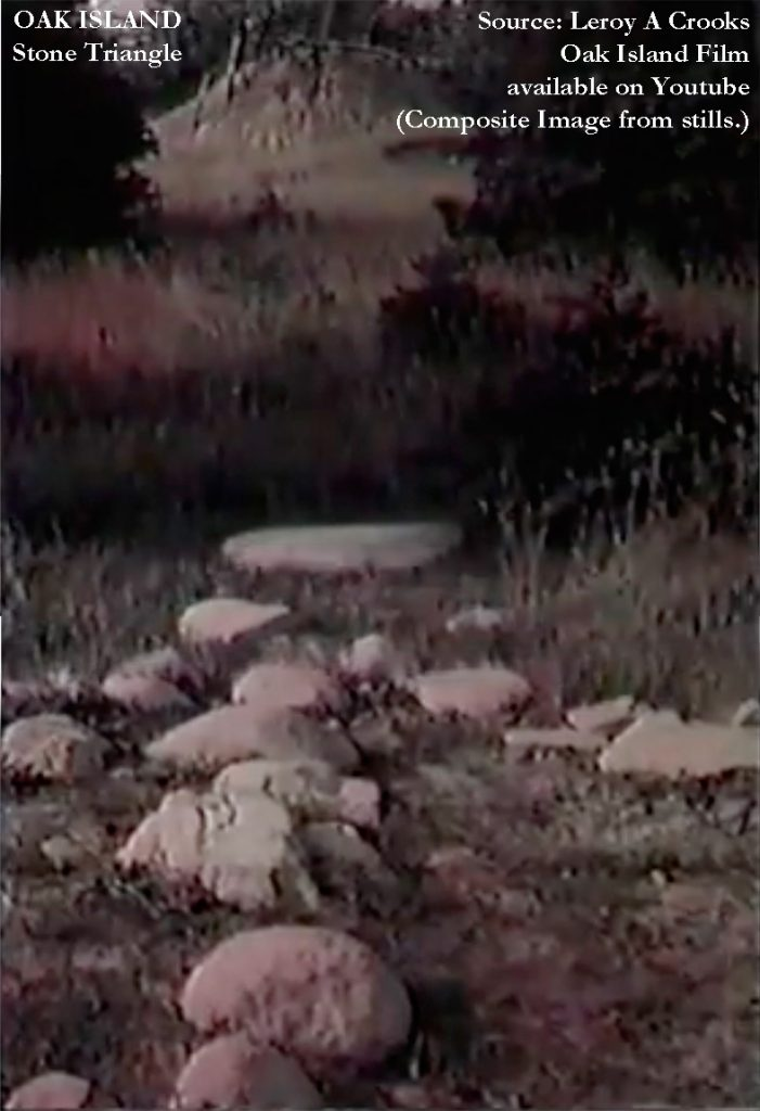 Stone Triangle Oak Island